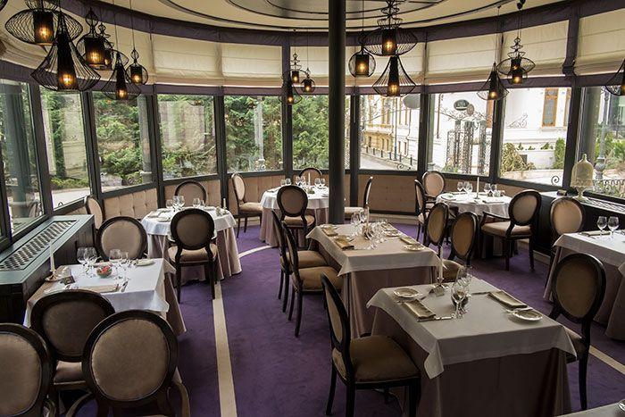 L'Atelier Restaurant in Bucharest