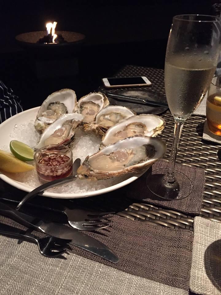 Chedi Muscat, The Beach  Restaurant