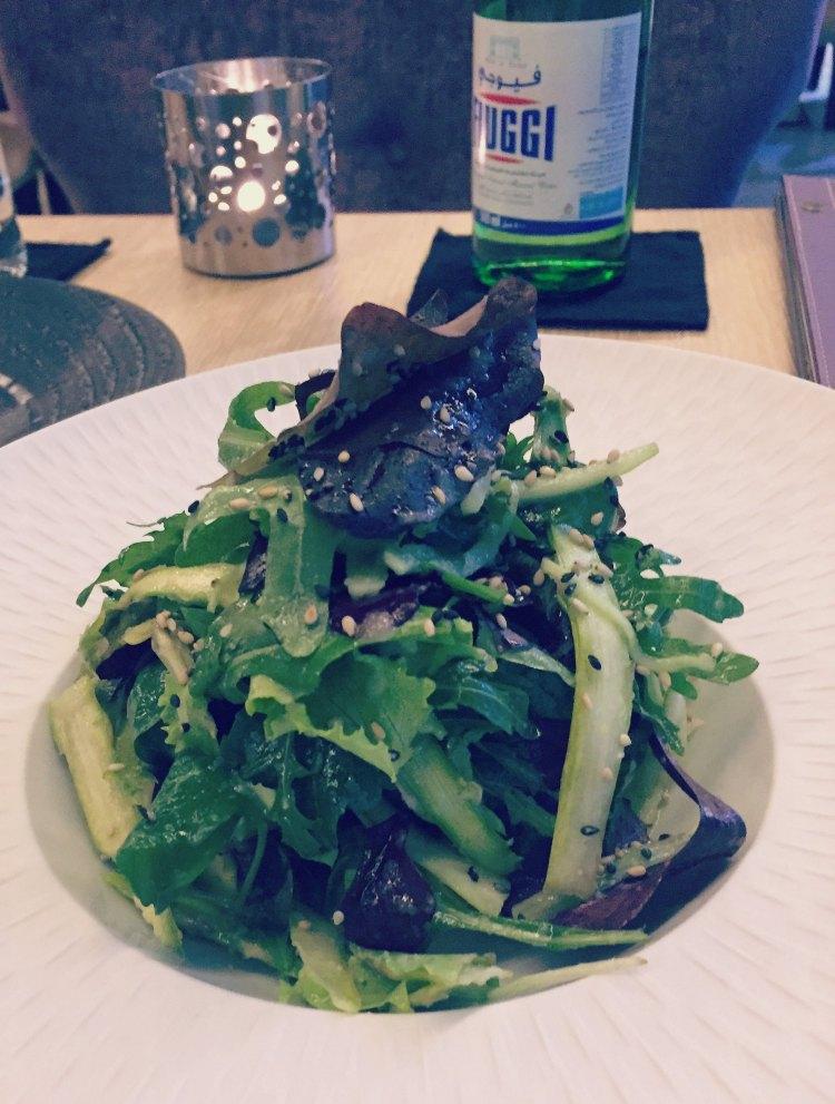 Green salad - Original Fusion