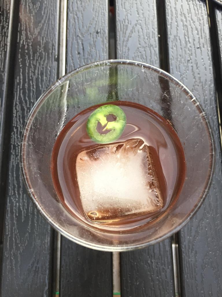 White Oak Cocktail Atlanta