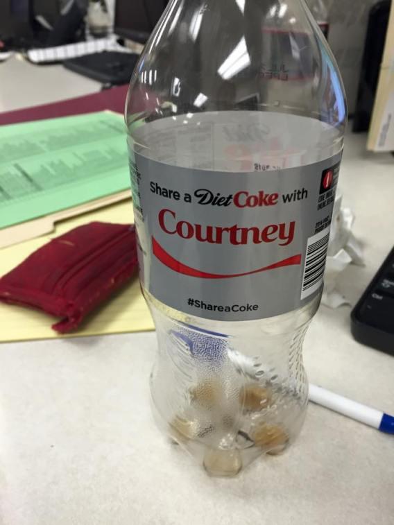 Courtney Diet Coke