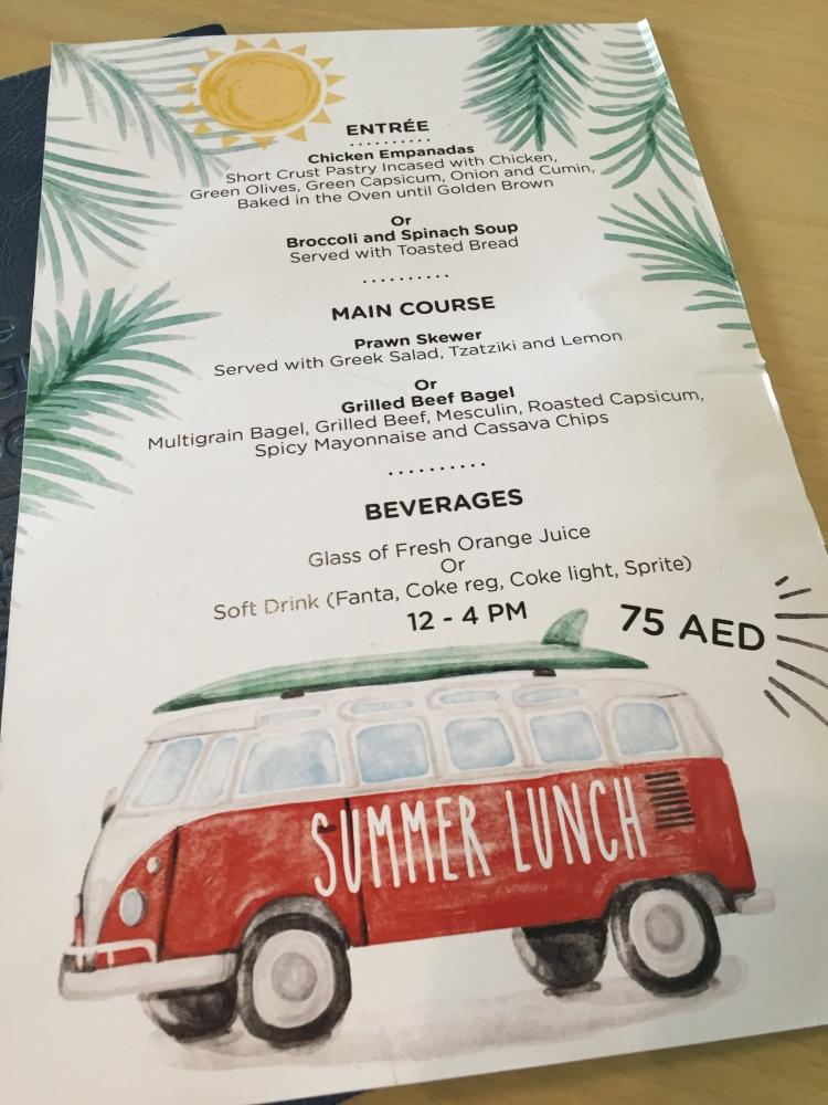 Surf Cafe Dubai